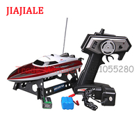 Factory Direct Large scale rc Boat DH7009 high speed boats toys Rechargeable remote sailing model boats Children's toys