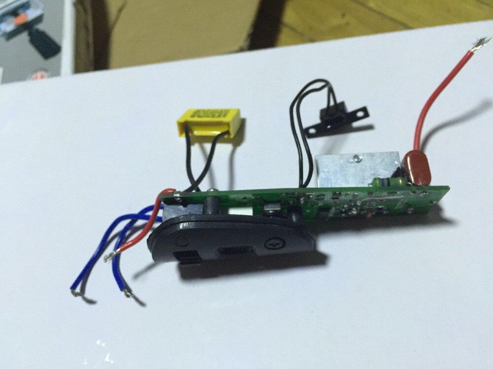 ФОТО speed regulator control