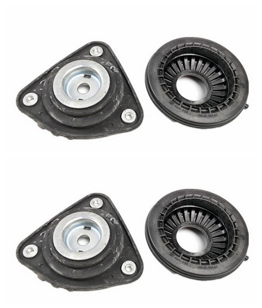 2X FRONT KIT STOCK REPLACEMENT OE BRAKE ROTORS for FORD C-MAX FOCUS
