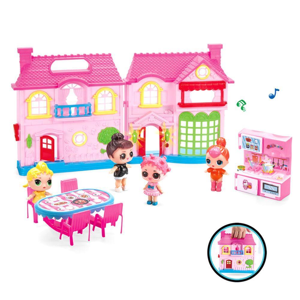 Купить кукольный домик для Барби KidKraft «Самый роскошный» (So ... | 1001x1001