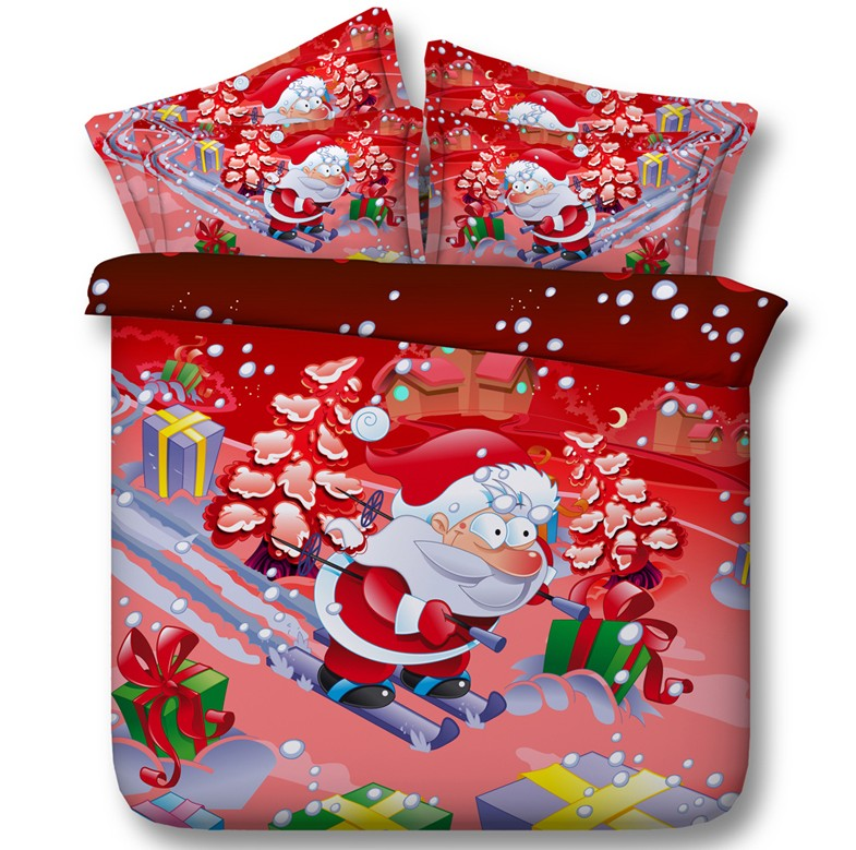 Compare Prices on Christmas Comforter Set- Online Shopping/Buy Low ...
