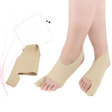 1 Pair Bunion Corrector Big Toe Straightener Bandage Hallux Valgus Correctors Foot Care Tools for Men and Women