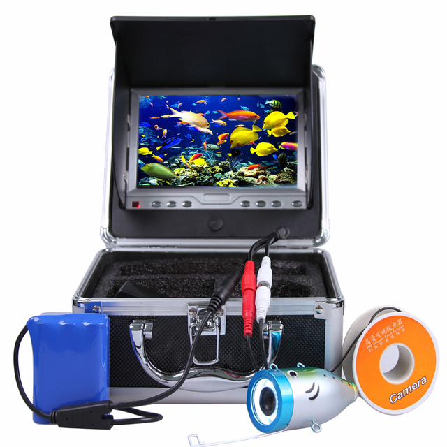 15Meters Deepth of  Super Mini 700TVL Underwater Camera  2