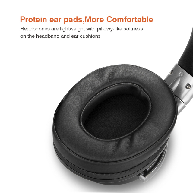 Mixcder E7 Bluetooth Headphones Active Noise Cancelling with Mic 5