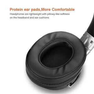 Image 5 - Mixcder E7 aktif gürültü iptal kablosuz Bluetooth mikrofonlu kulaklıklar Hi Fi Stereo kulaklık derin bas aşırı kulak kulaklık
