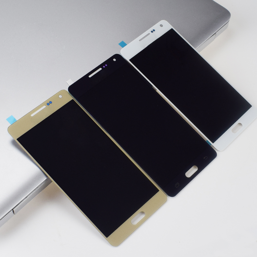 A500 LCD Für Samsung Galaxy A5 2015 A500 A5000 A500F A500FU A500M A500Y A500FQ Touchscreen Digitizer + LCD Display montage