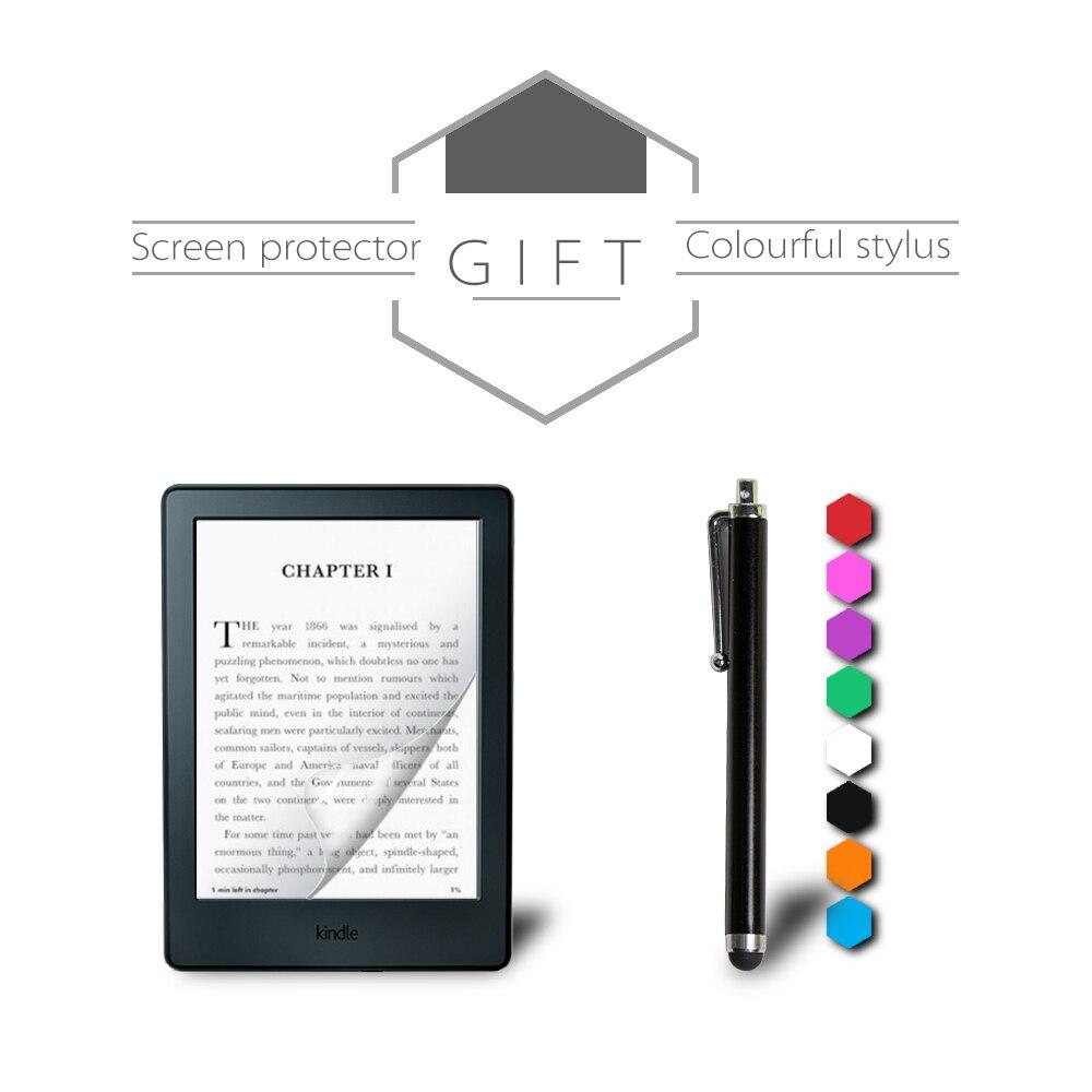 Funda elegante con cubierta de imán de cuero de la PU Magnet Folio - Accesorios para tablets - foto 6