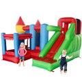 Yard uso doméstico gorila niños castillo hinchable mini trampolín inflable casa de la despedida para los acontecimientos del partido oferta especial para asia