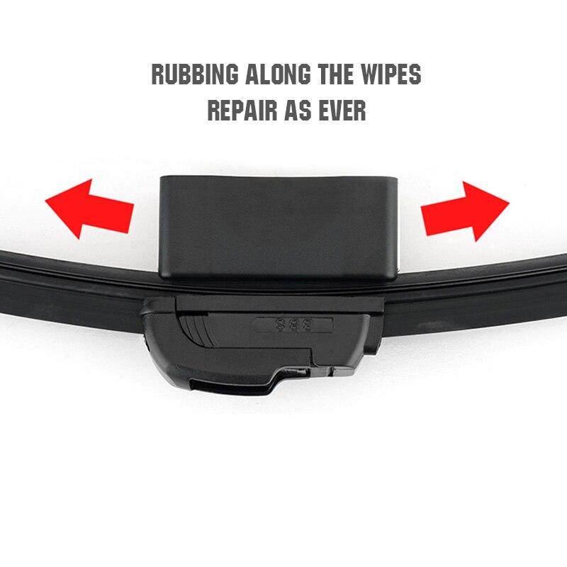 Image 2 - Windshield Wiper Blade Refurbish Repair Tool For Hyundai I30 Solaris Creta Kona Peugeot 206 307 407 308 207 208 508 2008 406 301-in Car Tax Disc Holders from Automobiles & Motorcycles