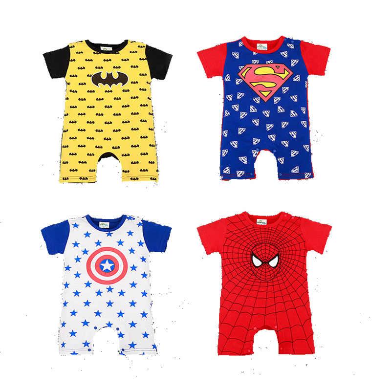 e2eeb207a979 Detail Feedback Questions about Summer Baby Boy Romper Short Sleeve ...