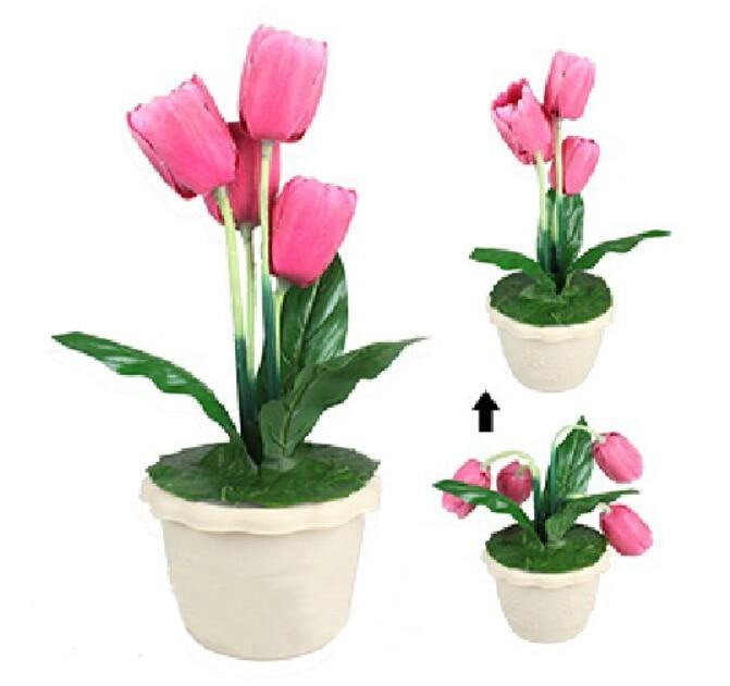 Regeneration Tulip,animate tulip/Stage flower magic  -Dream of the tulip tulip tulip rebirth sleep часы романсон мужские tulip