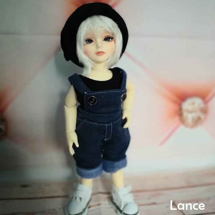 Crobi CB little Lance bjd sd doll 1/6 body model oueneifs High Quality resin toys shop Children gift Fashion luodoll