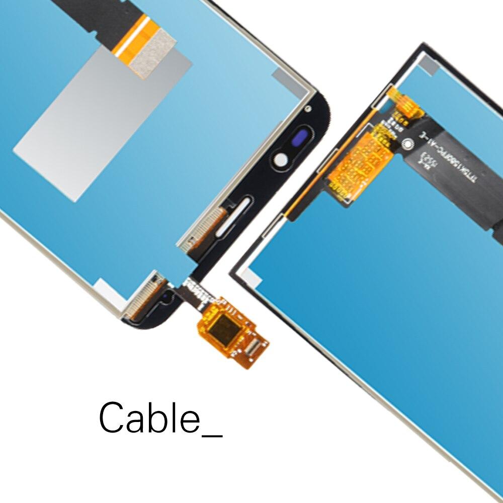 Srjtek screen For Asus ZenFone Go TV TD-LTE ZB551KL X013D X013DB LCD Display Touch Digitizer Glass Assembly 5.5inch 1280*720
