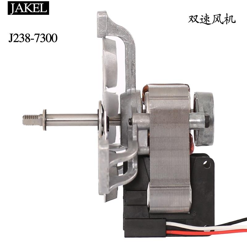 J238 7300 fan KAKEL hoge en lage snelheid tweede versnelling drie lijn drogen oven oven 220 V motor - 5