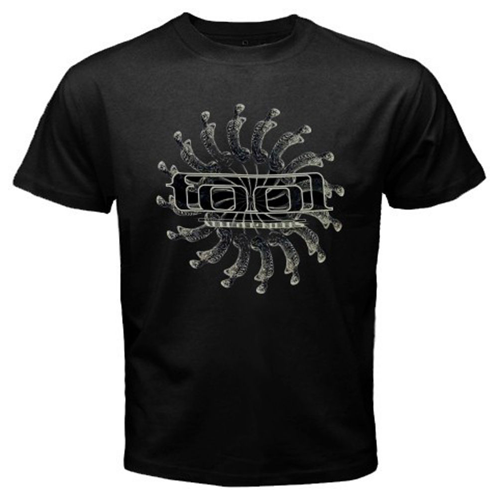 Design t shirt online tool - 2017 Hot Sales Tool Spectre Spiral Vicariouse Metal Rock Band Design Tee Shirts 100 Cotton