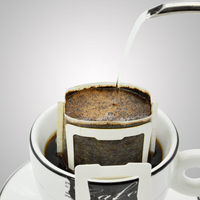Big Promotion 50pcs Set Portable Drip Coffee Cup Filter Bags Hanging Cup Coffee Filters Tea Tool