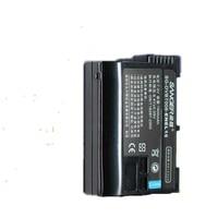 EN-EL15 EL 15 lityum piller paketi EL15 Nikon D7000 Için D7100 D800 D800E D600 D610 D810 D500 D7200 Dijital kamera pil