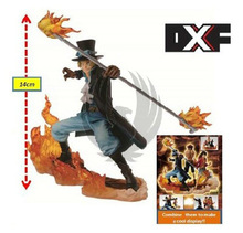 3pcs One Piece Action Figures Set 14-17cm