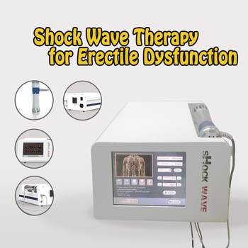 Erectile dysfunction  Physical Therapy Shockwave Back Pain or Orthopaedics Relieve Shockwave physical machine