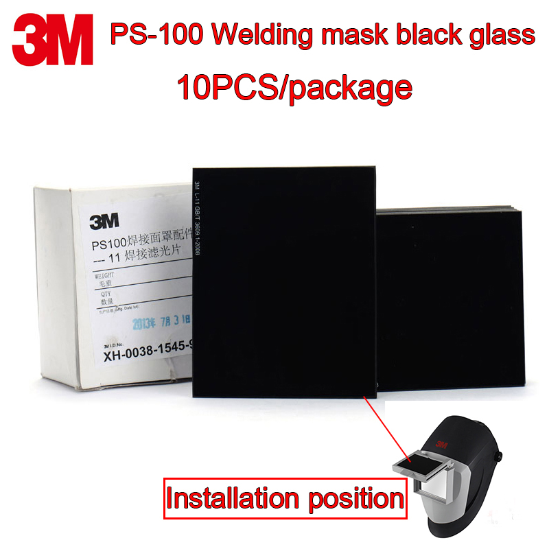 3m mask black