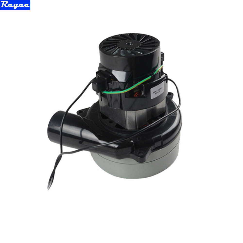 220V 1200W low noise copper motor 143mm diameter with high quality for vacuum cleaner