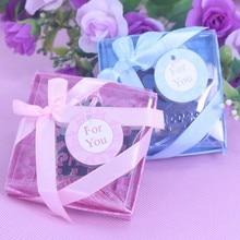 50PCS Exquisite Princess Crown Bookmarks regalos de boda para los invitados Baby Shower Souvenirs For Girl Gifts Wedding Favors