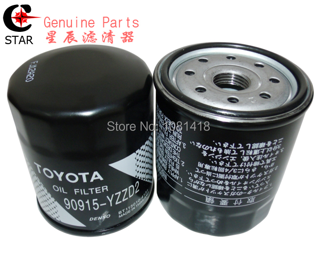 New Lexus Rx >> TOYOTA Genuine Oil Filter 90915 YZZD2 / 90915 20001 for ...