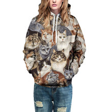Cute Cats Unisex Warm Hoody