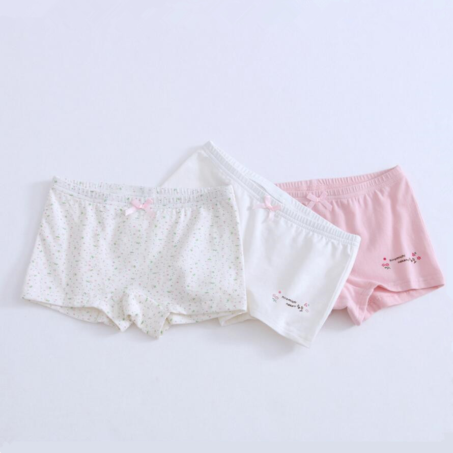 24e8ab5b217f 3 pcs set children underwear kids panties girls briefs pink white cotton  fabric girls panties 2 12Years -in Panties from Mother & Kids on  Aliexpress.com ...