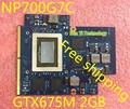 BA92-09989A For Samsung NP700G7C VGA Video Graphics Card BA41-01946A Model: Athena_R_MXM 100%tested&fully work