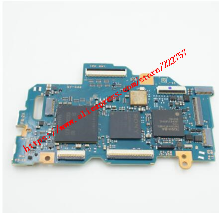 где купить FREE SHIPPING! NEW NEX-5R motherboard for SONY NEX-5R mainboard NEX5R main board dslr Camera repair parts по лучшей цене