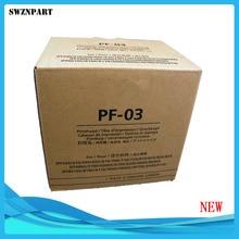 PF03 PF-03 Cabezal de Impresión del Cabezal de Impresión Para Canon IPF500 IPF510 IPF600 IPF605 IPF610 IPF700 IPF710 IPF720 IPF810 IPF815 IPF820 IPF825