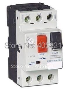 GV2-M06, GV2-M07, GV2-M08, GV2-M10, GV2-M14Motor circuit de protection breaker1-1.6Amps/1.6-2.5 Ampères/2.5-4 Ampères/4-6.3Amps/6-10Amps