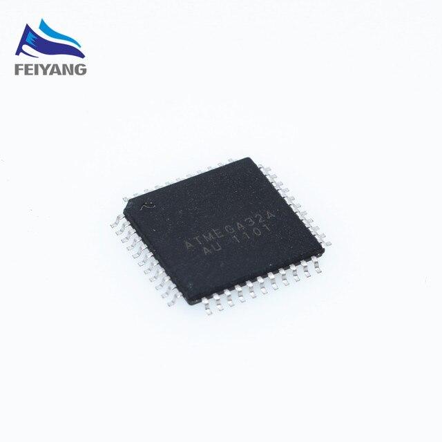 50 개/몫 ATMEGA32A AU ATMEGA32A ATMEGA32 8 비트 마이크로 컨트롤러 32