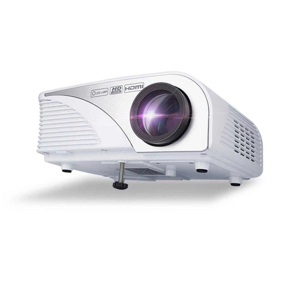 Nouvelle projecteur LED pour projecteur vidéo Full HD 4K * 2K Android 7.1.2 OS Home cinéma film projecteur livraison directe à chaud