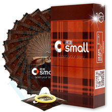 10pcs Small Size G Spot Condom Delay Ejaculation Big Particle Floating
