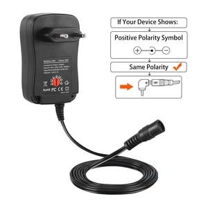 Image 4 - 30W Universal AC Adapter,  3V 4.5V 5V 6V 7.5V 9V 12V Multi Voltage Adaptor Switching Power Supply with 6 Selectable Tips Plug