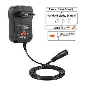 Image 4 - 30W Đa Năng AC Adapter, 3V 4.5V 5V 6V 7.5V 9V 12V Đa Điện Áp, Bộ Chuyển Đổi Chuyển Đổi Nguồn Điện với 6 Lựa Chọn Đầu Cắm