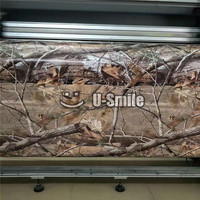RealTree Camouflage Vinyl Wrap Film Mossy Oak Graphics For Car Sticker For SUV TRUCK Jeep 30M/Roll