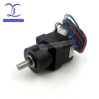 Nema 17 Stepper Motor Gear ratio 5:1 14:1 19:1 34mm Planetary Gearbox High Torque Geared Stepper Motor 1.68A DIY CNC 3D Printer