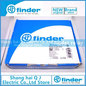 Image 2 - Brand new and original finder 40.52.9.024.0000 type 40.52 24VDC 8A relay