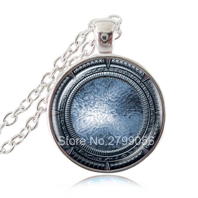 atlantis mini vinader gem metallic silver monica pendant in lyst jewelry gallery