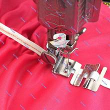Sewing machine parts elastic with pressing foot