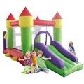 Frete Grátis Bouncy Castelo Inflável Pulando do Castelo Para As Crianças Ao Ar Livre Engraçado Jogo Juego Inflável Inflável
