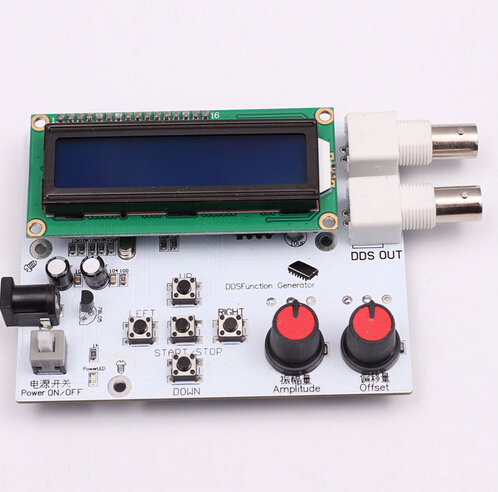 DDS function Low frequency test signal generator module sine square - KEWEIDIANZI store