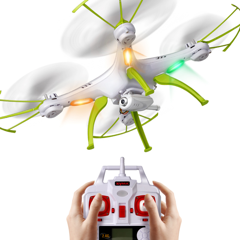 X5C Upgrade rc Drones Built-In HD Camera Pressure Hover Height-adjustable 2.4g 6-Axis gyro remote control rc quadcopter gift toy jxd 510g 5 8g rc quadcopters fpv 2 0mp camera 2 4ghz 4ch 6 axis gyro rc quadcopter barometer set height rc drones