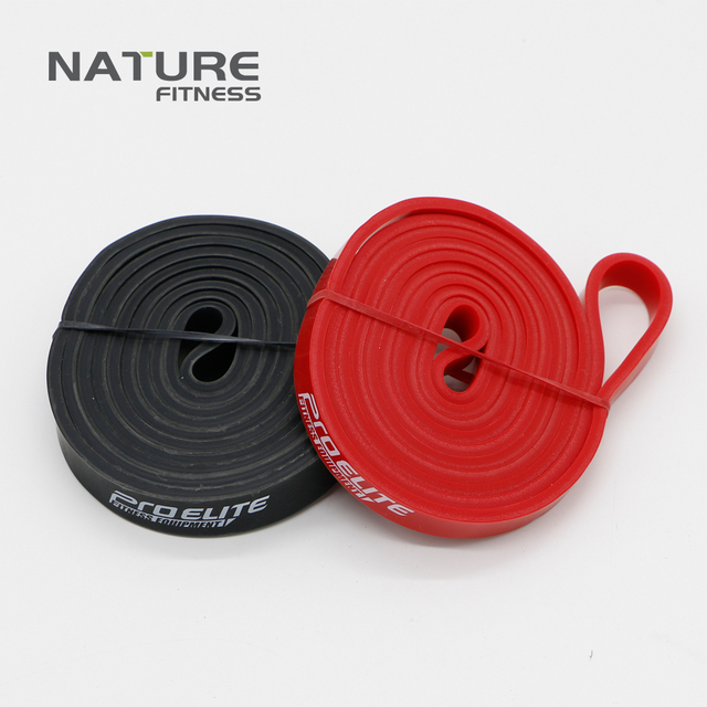2410a7ce3f35 Set of 2 Color 208cm Length Latex Strength Resistance Bands Equipment