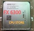 Amd fx 6300 am3 + processador cpu de 3.5 ghz 8 mb 95 w trabalho (100% frete grátis)