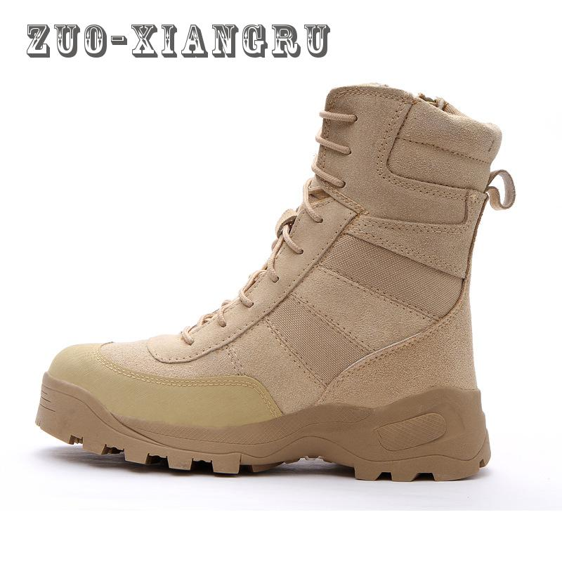 zipper work boots page 1 - boots