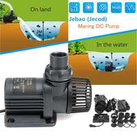 Jebao/Jecod DCP Series 3500 20000 Maring Flow Rate DC Sine Wave Return Submersible Water Pump W/ Controller